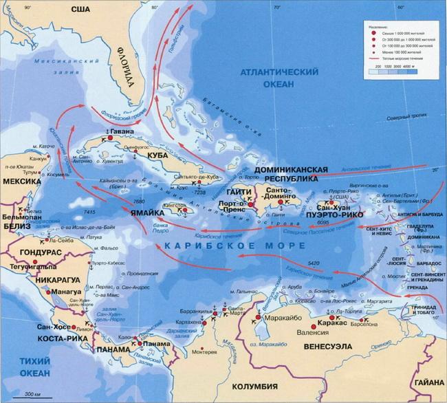 Карибское море пляжей 50