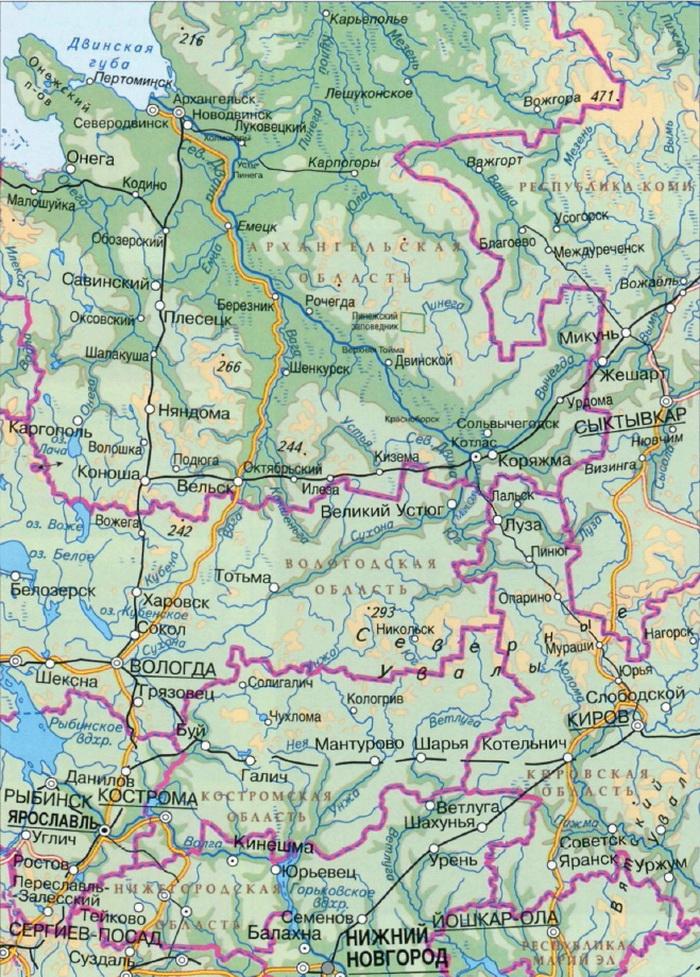 река Северная Двина длина фото карта: http://earth06.narod.ru/reka/20.htm